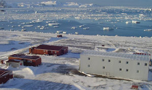 Base Artigas Antarctica