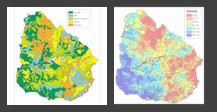 uruguay soil maps